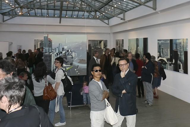 michelle-auboiron-exposition-peinture-paris-secrets-defense-kiron-galerie-mai-2009-6