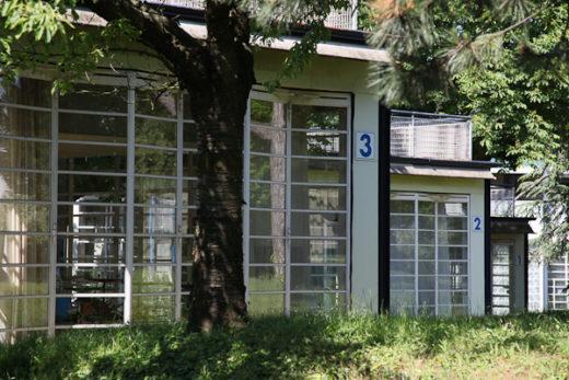 Ecole de plein air de Suresnes - Photo Charles Guy