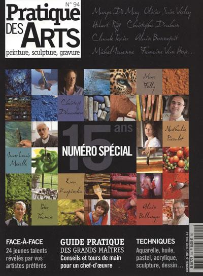 Pratique des Arts n° 94