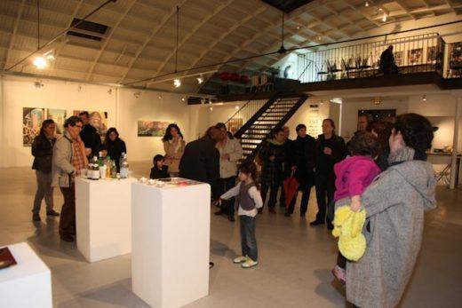 """Tirage au sort des gagnants de la tombol'art de l'exposition """"Made in Hong Kong"""" de Michelle AUBOIRON et Charles GUY"""