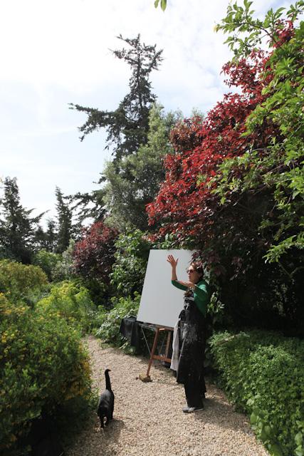 chateau-richeux-olivier-roellinger-peinture-michelle-auboiron-2