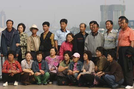 Galerie de portraits - Chinois à Shanghai - Photos Charles GUY