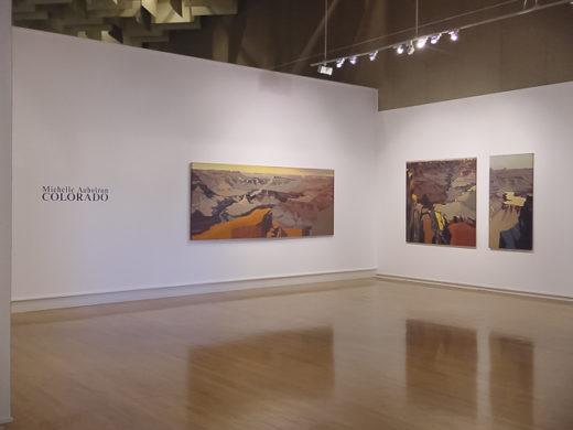 Exposition Colorado au Barrick Museum de Las Vegas par Michelle Auboiron