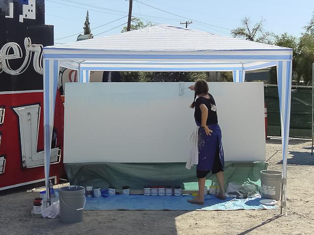 michelle-auboiron-peinture-live-neon-boneyard-las-vegas-2003-3