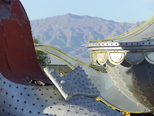 Le Neon Boneyard à Las Vegas