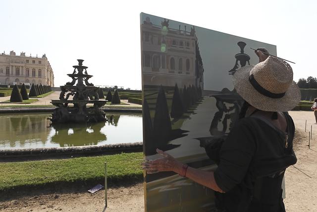 peinture-in-situ-parc-versailles-michelle-auboiron-7