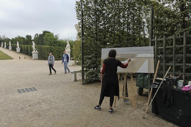 peintures-sur-le-motif-chateau-de-versailles-michelle-auboiron-4