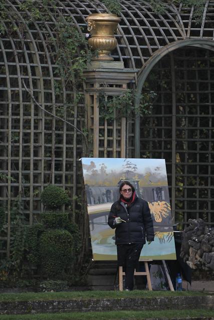 peintre-parc-versailles-bosquet-de-l-encelade-michelle-auboiron-4