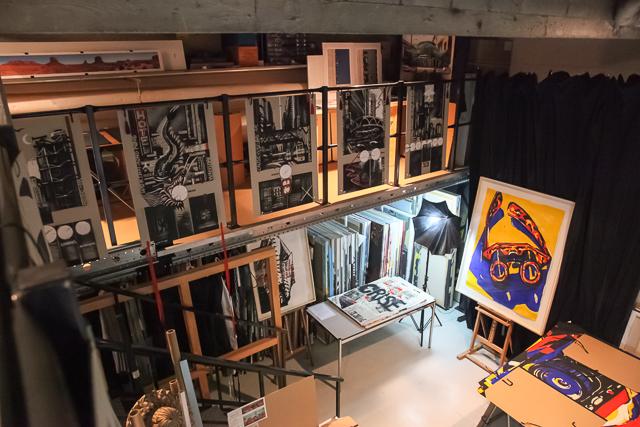 michelle-auboiron-expo-bunker-peintures-sur-papier-cartons-paris-2013-09