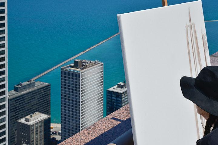 Peinture12-Deck-Chicago-painting-Michelle-Auboiron-4