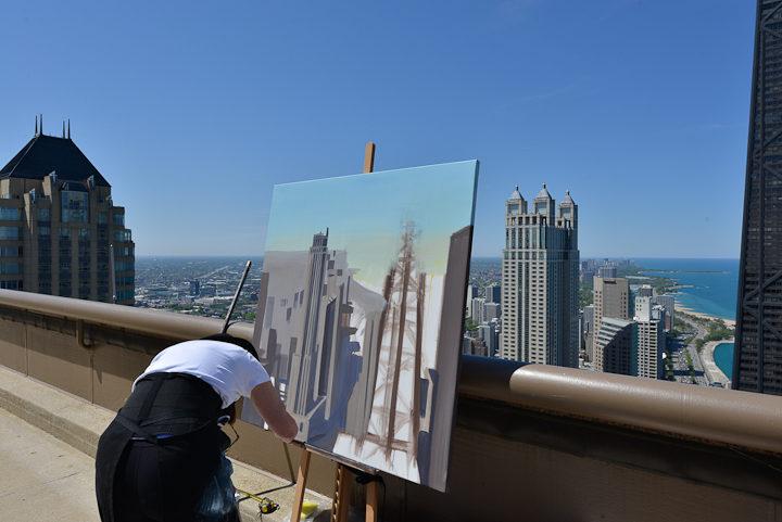 Peinture12-Deck-Chicago-painting-Michelle-Auboiron-8
