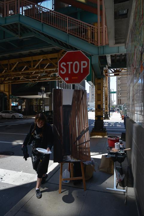 Peintures-de-Chicago-Michelle-Auboiron