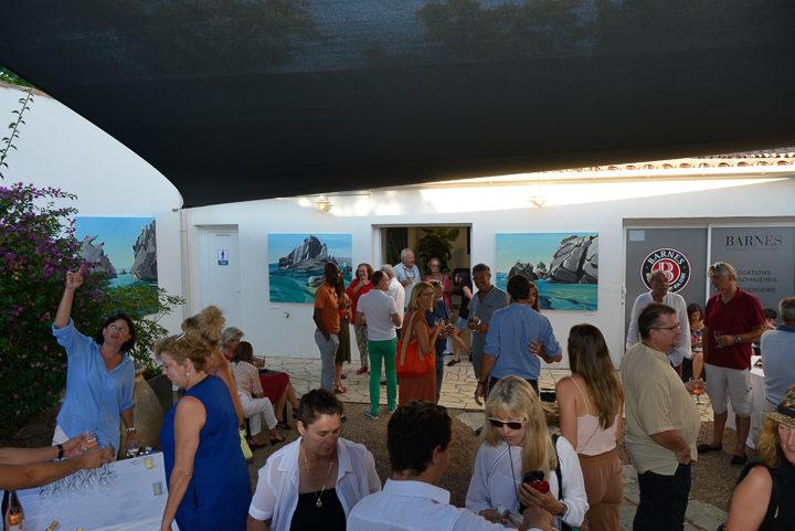 Exposition-Peintures-de-Corse-de Michelle-Auboiron-Barnes-Porto-Vecchio-2017-10