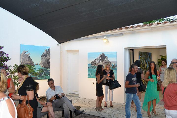 Exposition-Peintures-de-Corse-de Michelle-Auboiron-Barnes-Porto-Vecchio-2017-14
