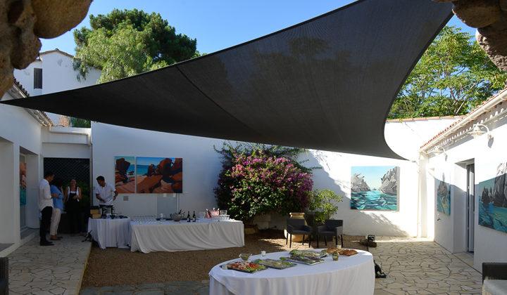 Exposition-Peintures-de-Corse-de Michelle-Auboiron-Barnes-Porto-Vecchio-2017-5